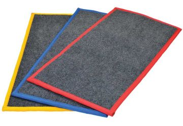 "Replacement Carpet for 1/2"" Deep Stride Mat System"