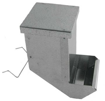 """5.5"""" Econo Feeder with Lid"""