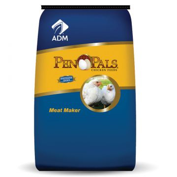 Pen Pals® ADM Meat Maker - 50 lb bag
