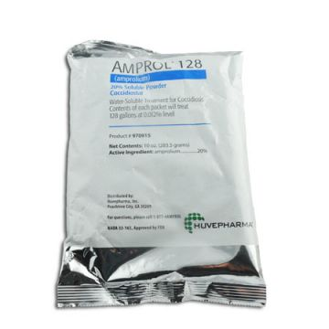 Amprol 128: 20% Soluble Powder (10 Ounce)