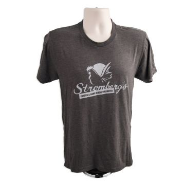T-Shirt with Strombergs Logo