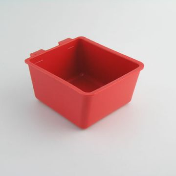 Plastic Cage Cup 1 Pint Capacity