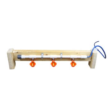 Drink Stick Automatic Poultry Waterer: Drink Stick With Cups