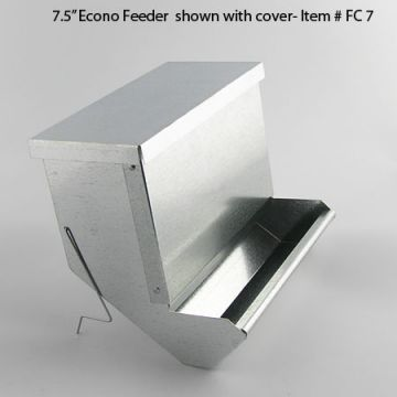 Feeder Cover - Econo and Fine-X 7 1/2 Inch