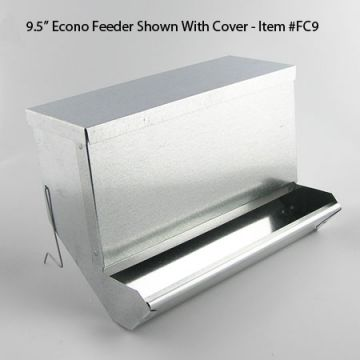 Feeder Cover - Econo and Fine-X 9 1/2 Inch