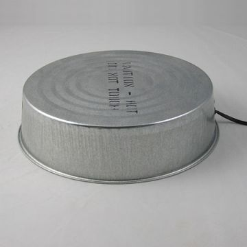 Electric Fount Heater Base