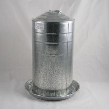 Double Wall Fount - 8 Gallon Capacity