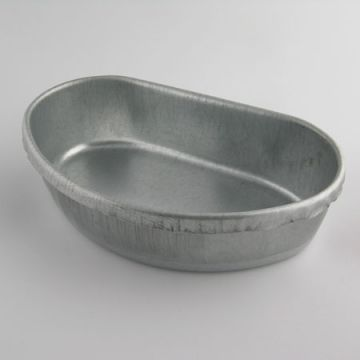 Galvanized Cage Cups 1 Quart Capacity