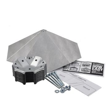 Star Plate Roof Cap Kits