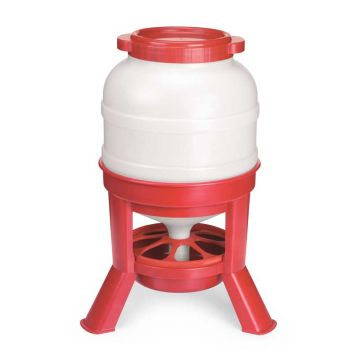 Large Capacity Dome Feeder 45 Pound