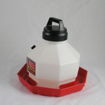 Poultry Fount - 3 Gallon Capacity