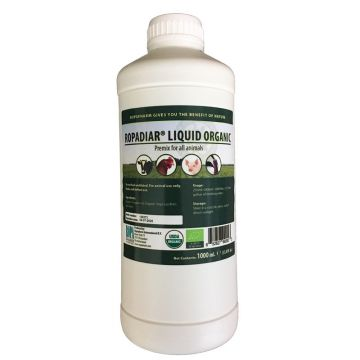 Ropadiar Liquid Organic Oregano Supplement - 1000 ml Bottle