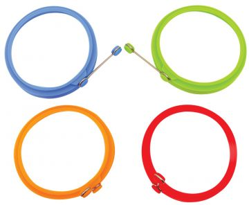 Silicone Egg Rings - 4 Pack