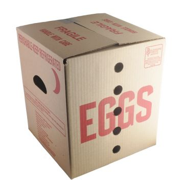 Boxes to Carry 15 Dozen Eggs - 25 Qty