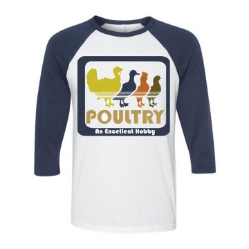 Vintage Hobby Poultry T-Shirt
