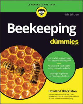 Beekeeping For Dummies - 4th Edition
