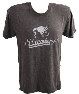 Stromberg Brown T-Shirt - XX Large