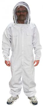 Economy Hooded Suit - X Large