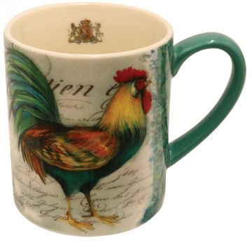 Royal Rooster Mug