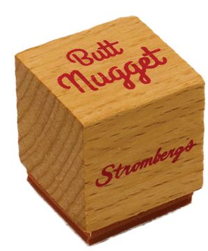 Butt Nugget Stamp