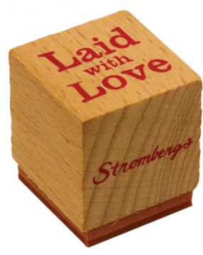 Laid With Love Stamp
