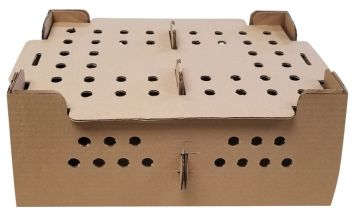 Chick Shipping Box - Holds 50 Chicks - 25 Pack