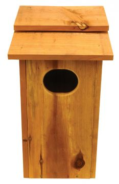 Wood Duck House - Redwood