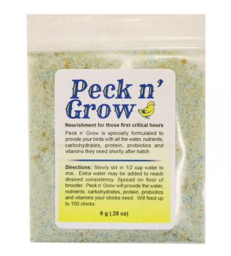 Peck n' Grow - 100 Chick Dosage