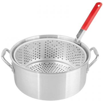 10 Qt. Fry Pot with Strainer