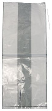 100 Pack Poultry Bags with Ties - 12x8x30 - Large Turkeys