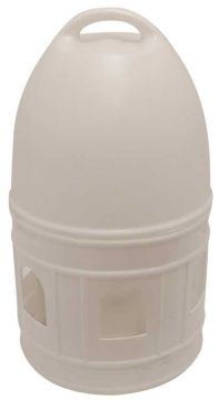 White Pigeon Waterer - 2.5 Gallon