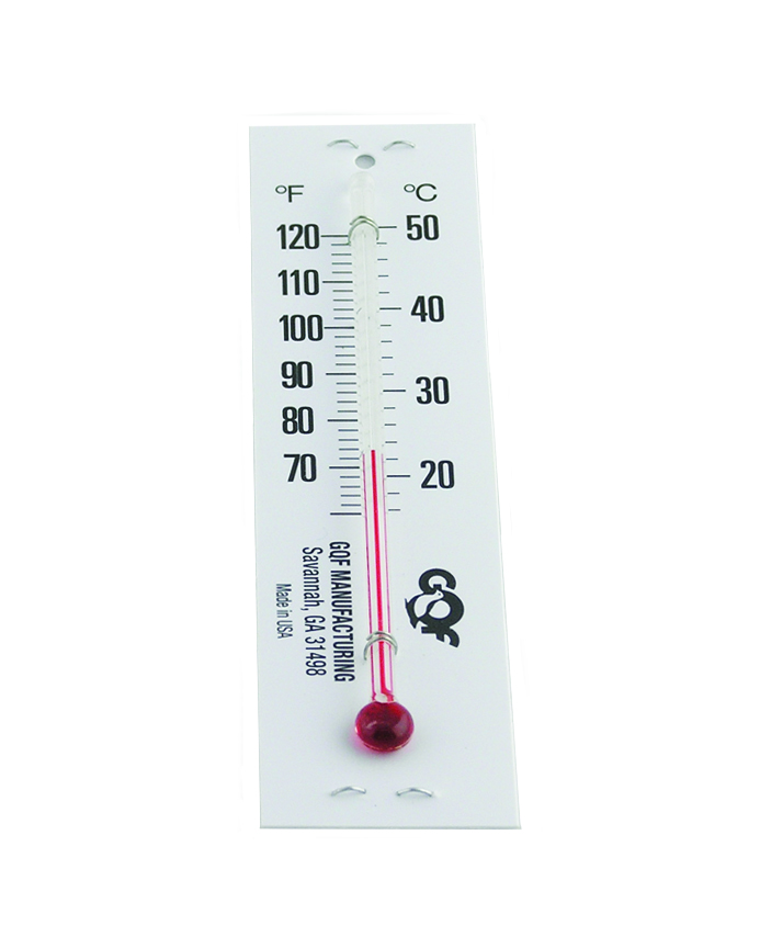 Thermometer from Stromberg's